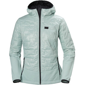 Helly Hansen Lifaloft Hybrid Insulator Jacket Women Blue Haze